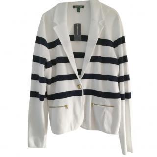 Polo Ralph Lauren striped blazer ..