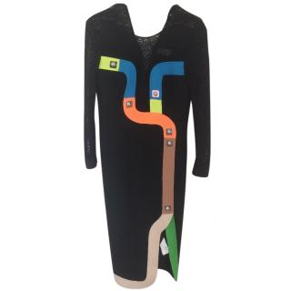 Peter Pilotto dress with lace inserts