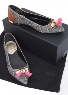 Dsquared2 ballet flat shoes