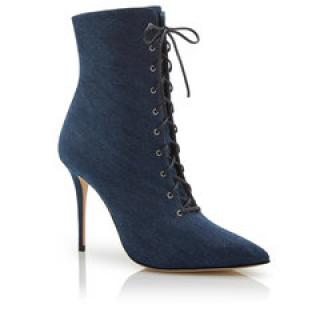 Manolo Blahnik X Rihanna Ankle boots Denim