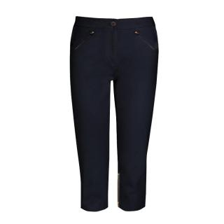 Camilla and Marc Dark Teal Walk This Way jeans