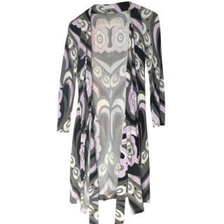 Emilio Pucci Wrap Around Dress