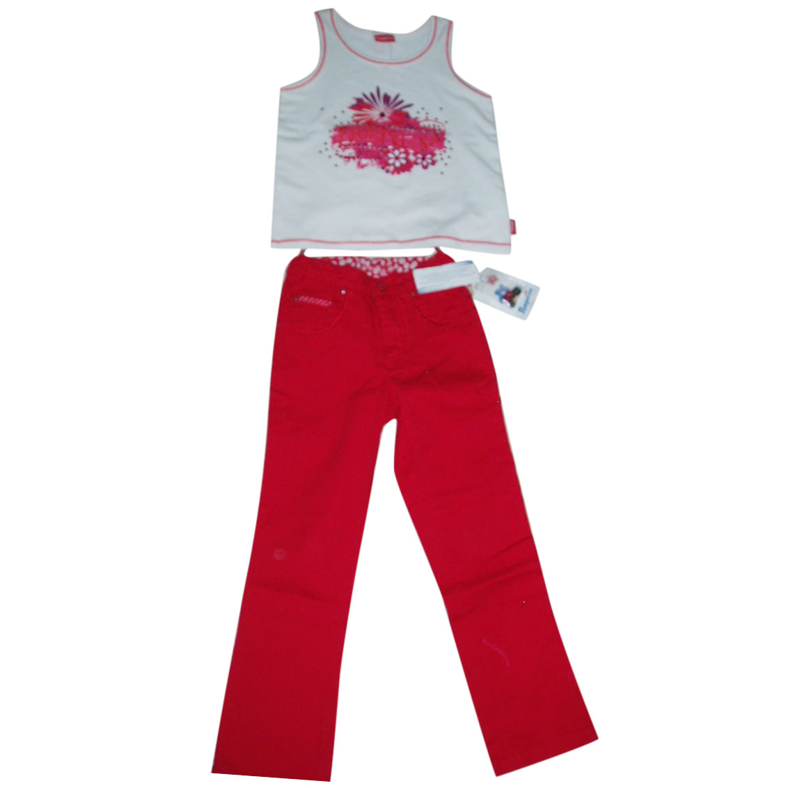 PAMPOLINA 2 piece set, size 6 years