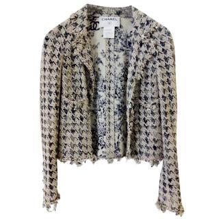 Chanel Wool Blend Jacket