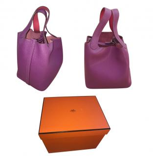 Hermes Limited Edition Picotin Bag