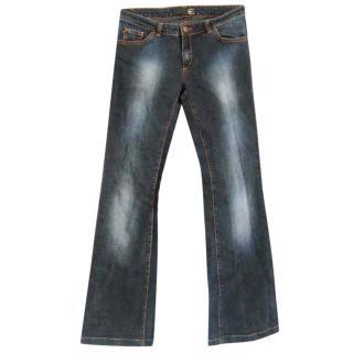 Roberto Cavalli Bootcut Jeans
