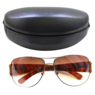 Prada Elegant Summer Sunglasses