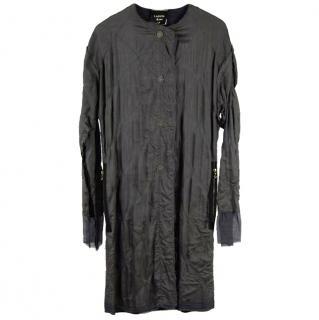 Lanvin Dark Brown Coat