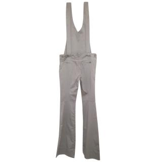 AnnaRita N Flared Bottom Dungarees
