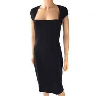 Ralph Lauren Collection Black Dress