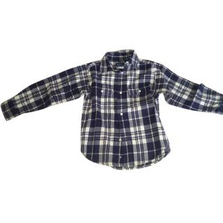 Ralph Lauren cotton check boy's shirt