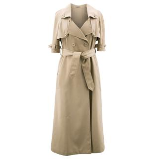 Bottega Veneta Beige Coat