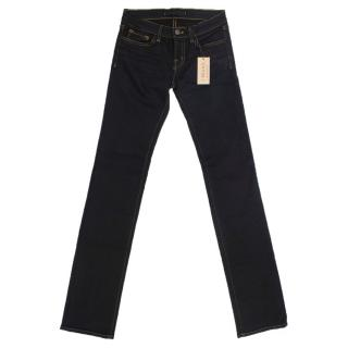 J. Brand Slim Fit Black Wash Jeans