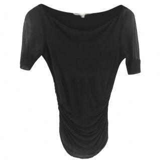 Diane von Furstenberg black top