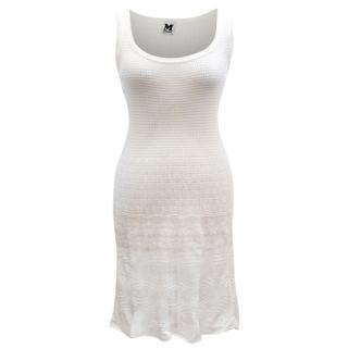 Missoni White Knit Dress
