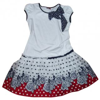 MONNALISA stunning dress, size 8 years