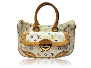 Louis Vuitton Rita Shoulder Bag in Multi Mono