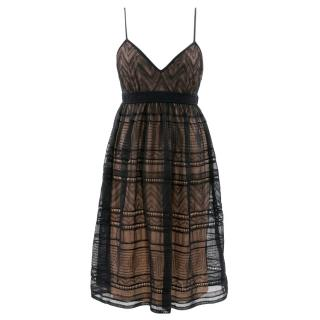 Missoni Black Mesh Dress