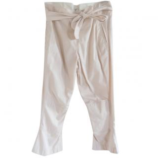 Celine Cropped Trousers