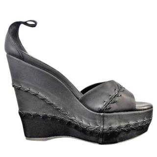 Alexander McQueen Sandal Wedges