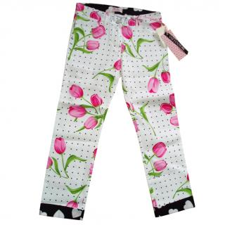 Monnalisa Tulips Trousers