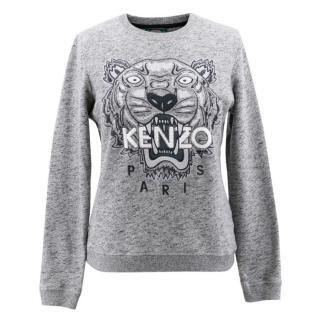 Kenzo Grey Jumper