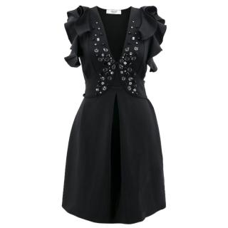 Blugirl Blumarine Black Dress