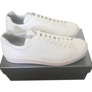 Prada Vitello Golf Trainers