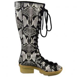 3.1 Phillip Lim Mallory Tall Sandal Boot