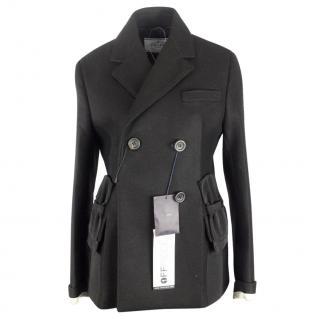 Prada Women's Bow Coat