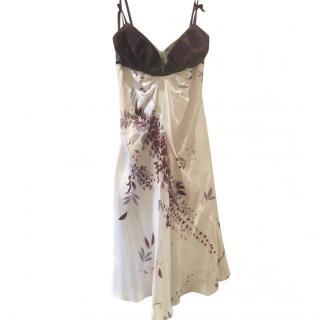 Nina Ricci Silk Summer Dress