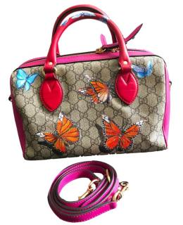 Gucci Artist Hand Painted Bag