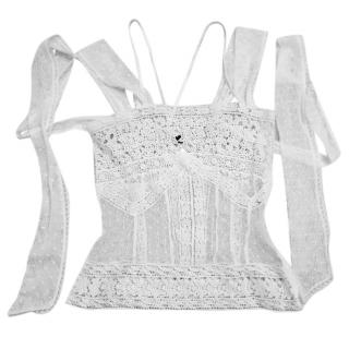 D&G Lace summer top