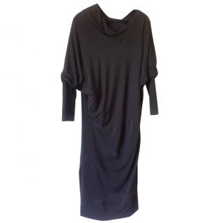 Calvin Klein Draped Dress