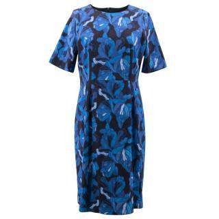Paul Smith Black Label Milano Floral Shift Dress