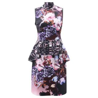 Clover Canyon Floral Pattern Dress