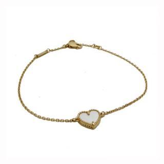 Van Cleef & Arpels Mother Of Pearl Bracelet