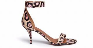 Givenchy Infinity Leather Sandals