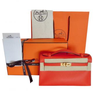 Hermes Mini Kelly Pochette Bag