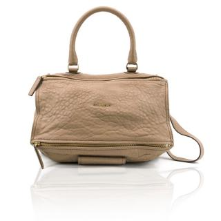 Givenchy Beige Large Pandora Bag