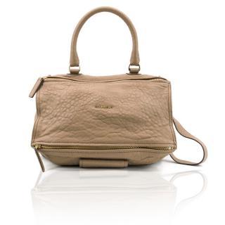 Givenchy Beige Large Pandora Bag