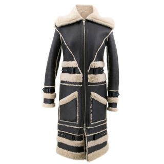 Rodarde Lambskin Coat