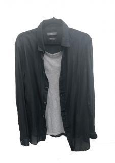McQueen Black shirt