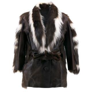 Revillon Fur Jacket