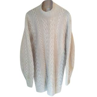 TSE Beige Cashmere Pullover