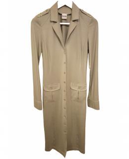 Wolford Belted Shirt Midi Dress