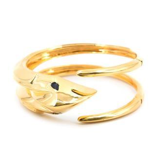Eddie Borgo Gold Cuff Bracelet