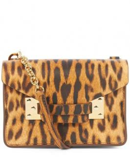 Sophie Hulme New Animal Print Nano Milner Printed Bag