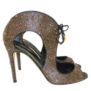 Gina Crystal Shoe Boots
