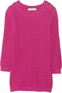 Pierre Balmain pink cotton sweater